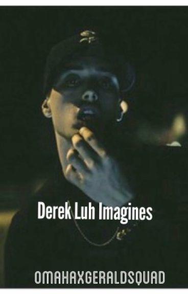 Derek Luh imagine book