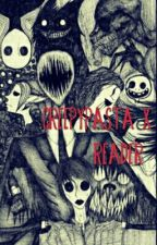 Creepypasta X Reader by TylerisDunwithurshiz