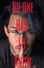 No one has to know (darkiplier x reader)[REWRITING ]  by taco_sturr