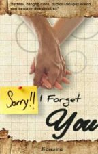 Sorry I Forget You by JKarenina