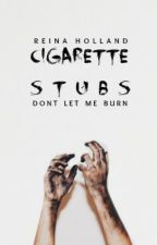 cigarette stubs by nightsuburbs