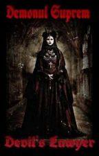 Demonul Suprem  by Juno_Quiritis