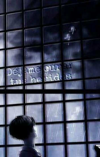 Dejame curar tus heridas...♥ (Levi Ackerman x Reader)