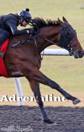 Adrenaline ✔️ by waffleSquats