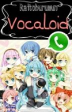 WhatsApp Vocaloid :3 by Raitoburumun