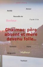 Chaimae : père absent et mère devenue folle.. by Chronique_de_Chaimae