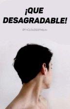 ¡Que Desagradable![TERMINANDA]{JeffxSumo} {Jefmo} ~Clarence ~ by CloudsOfMilk