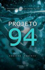 Projeto 94 - Livro 1 by thomasrholland