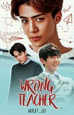 Wrong Teacher (Sebaek/Hunbaek) by Wolf7_88