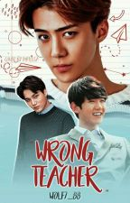Wrong Teacher (Sebaek/Hunbaek) by Wolf7_88