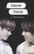 Internet Friends || Vkook [fr] by Suga-Plum-Fairy