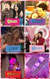 Couples Challenge by R5RauraAuslly