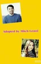 Adopted by Mitch Grassi by fcuteptx