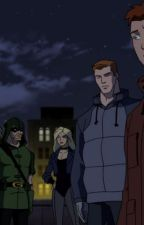 Wally's Brother: Young Justice Fan Fiction by feelingtheaster123