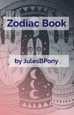 Zodiac Book by JulesBPony