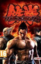 Tekken (Fanfiction) by oppa213