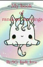 My Book of Random Drawings by SG_Indi_love