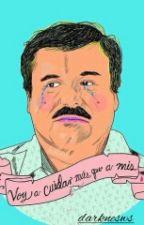 El Chapo Guzmán y tú by lir-ium
