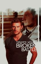 Broken Battle- Alec Lightwood by TheWhite_Wolf