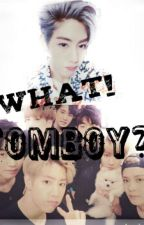 What! ToMBoY?!! by kookie_virus