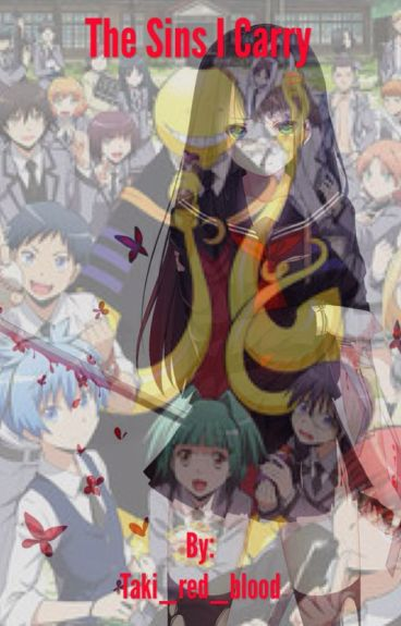 Assassination classroom: the sins she holds