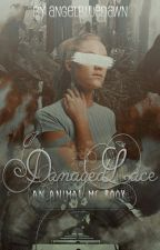 Damaged Lace. *The Animals MC book two.* by AngelBlueDawn