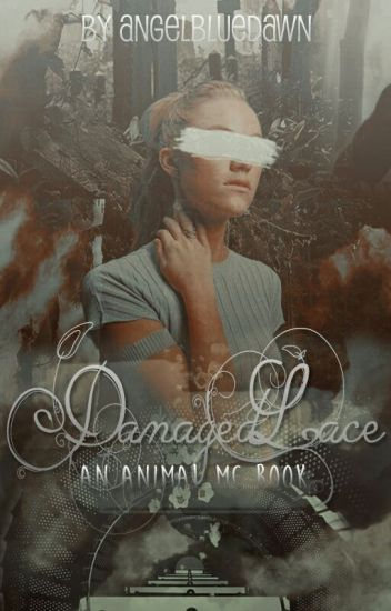 Damaged Lace. *The Animals MC book two.*
