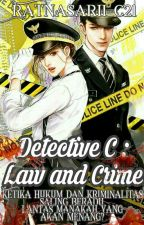 Detective Clue : Law And Crime  by Ratnasarii_c21