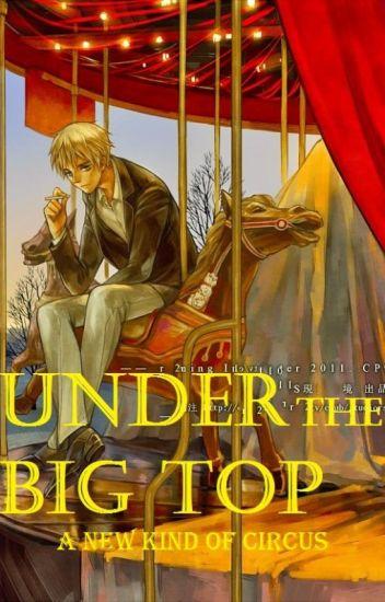 Hetalia Under The Big Top