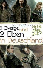 3 Zwerge Und 2 Elben In Deutschland! Geht Das Gut?  || DER HOBBIT FF/THORIN FF|| by nicole02rvk