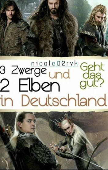 3 Zwerge Und 2 Elben In Deutschland! Geht Das Gut?  || DER HOBBIT FF/THORIN FF||
