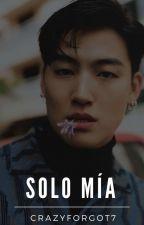 Solo mía ✦ Im Jaebum by crazyforgot7