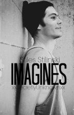 Stiles Stilinski ▶ Imagines by xxSecretlyUnknownxx