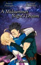 A Midsummer Night's Dream by JulesAranda