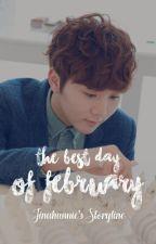 The Best Day Of February [Seventeen Seungkwan X Gfriend Umji Fanfiction] by JinAhUnnie