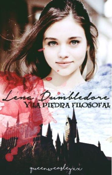 Lena Dumbledore y la Piedra Filosofal. (LD1)