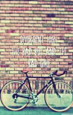 Divergent high:the bad boy and the bad girl by DanielleAudreiLagman