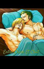 Entre Chien Et Chat  by yuusukedaku