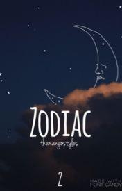 Zodiac 2 by alwayslarriehearts