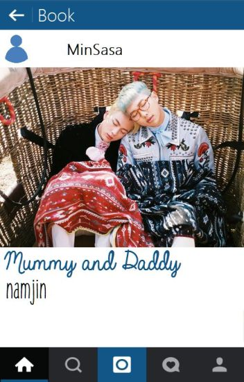 Mummy And Daddy | NamJin | German
