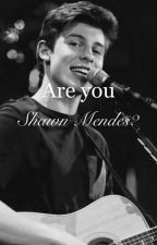 Are you Shawn Mendes? by olzanskixgrier