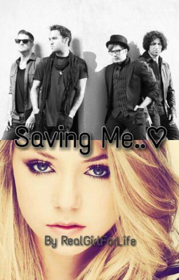 Saving Me..♡ |FallOutBoyFF (Pete Wentz)| *SLOW UPDATES*