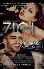ZIGI( A Zayn Malik And Gigi Hadid Fanfiction) by imniharika