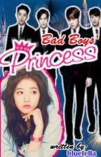 Bad Boys' Princess by bluefella