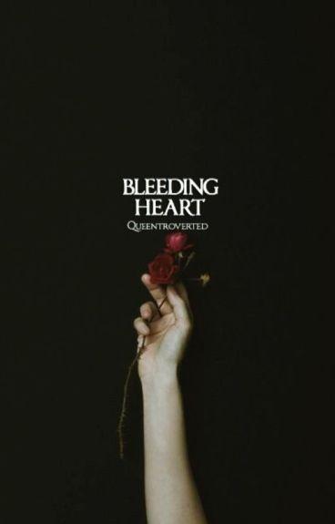 Bleeding Heart {Remus Lupin}