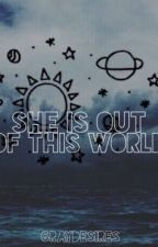 She Is Out Of This World by -division-