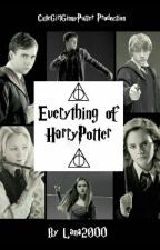 Everything of Harry Potter by Lana20OO