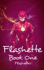 Flashette(A Barry Allen/Flash Fanfiction) by Flashette1