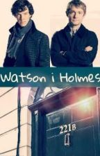 Watson i Holmes  by Sher_locked_221