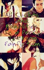 All Clichés and Banalities In a Percy Jackson Fanfiction by StressRepublic